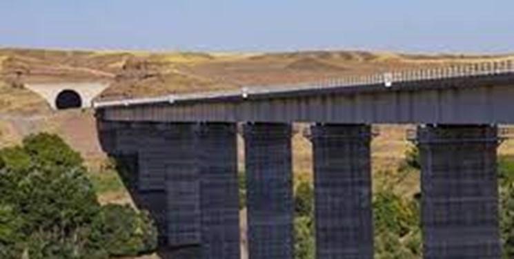 ۸۶ درصد پیشرفت راهآهن تبریز - میانه